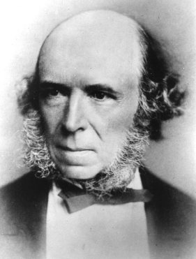 "George h. smith, ""herbert spencer's sociology of the"